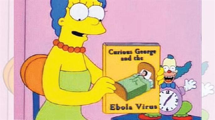 The Simpsons Dizisinde Gerçekleşeceği Tahmin Edilmiş Olan Önemli Kehanetler