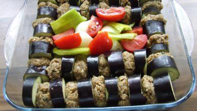Photo of Fırında Patlıcan Kebabı Tarifi
