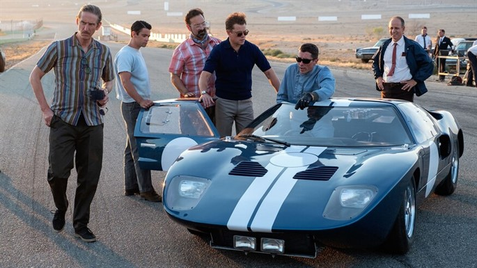 Ford V Ferrari Filminin Konusu ve Oyuncuları