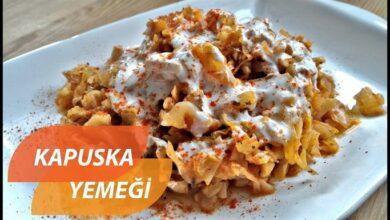 Photo of Kapuska Nasıl Yapılır ? (Videolu)