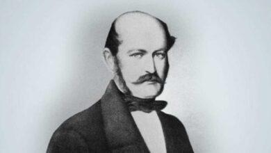 Photo of Ignaz Semmelweis