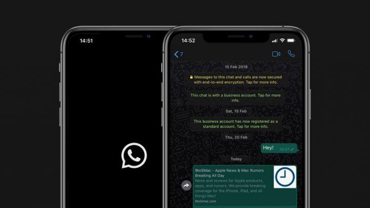 WhatsApp Karanlık Mod Nedir? Nasıl Açılır?