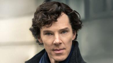 Photo of Benedict Cumberbatch