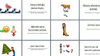 Photo of Emojilerle Atasözleri