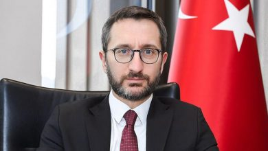Photo of Fahrettin Altun