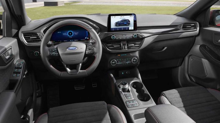 2020 Ford Kuga Fiyatı ve Teknik Özellikleri