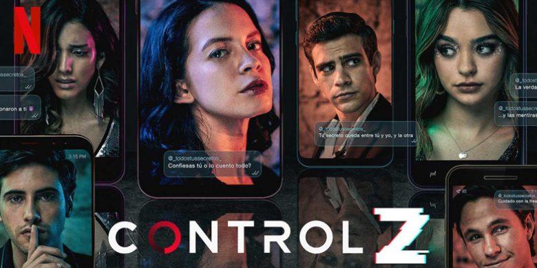 Control Z Konusu ve Oyuncuları