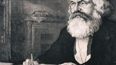 Photo of Karl Marx