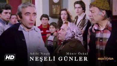 Photo of Neşeli Günler Filminin Konusu ve Oyuncu Kadrosu