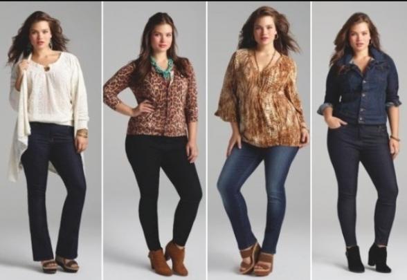 Kilolu Kadınlar Nasıl Giyinmeli?