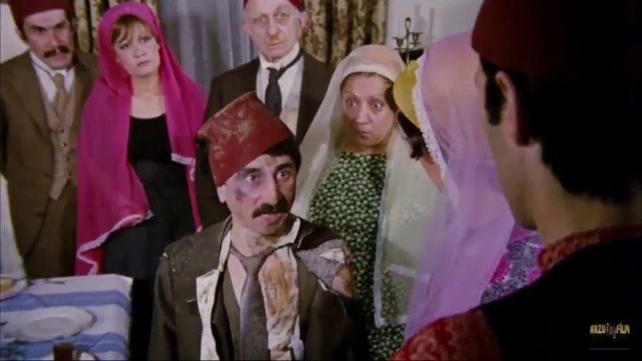küçük enişte Tosun Paşa Filminde Yaşanan İlginç Olaylar