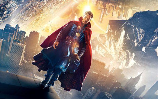 Doktor Strange Film Konusu ve Oyuncuları