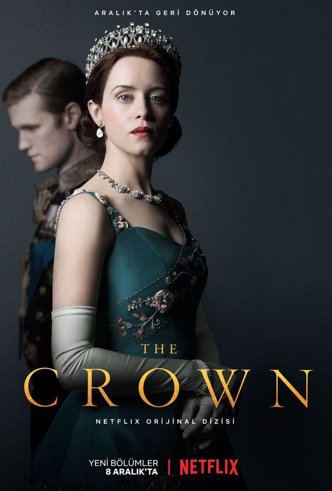 The Crown Konusu ve Oyuncuları