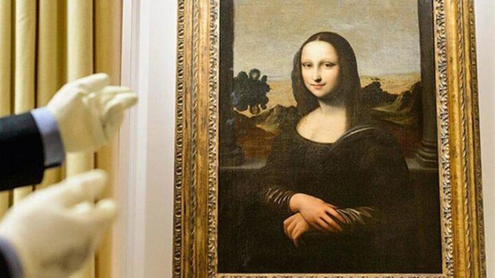 Dünyanın En Ünlü Tablosu: Mona Lisa