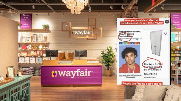 Pizzagate ve Wayfair Olayı Nedir?