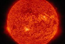 güneş patlaması nedir?