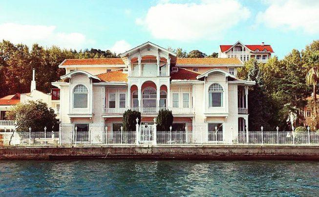 Türkiye'nin en güzel 5 yalısı Türkiye'nin En Güzel 5 Yalısı Hangisidir?