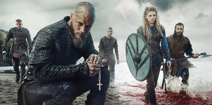 Vikingler Dizisi Konusu ve Oyuncuları