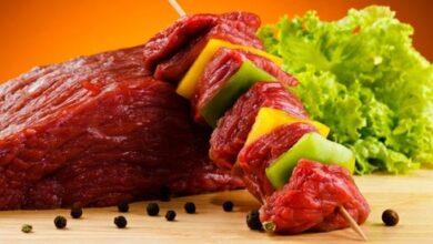 kırmızı et yerine geçen besinler