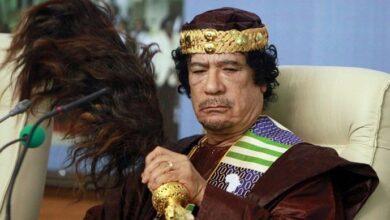Muammer Kaddafi kimdir