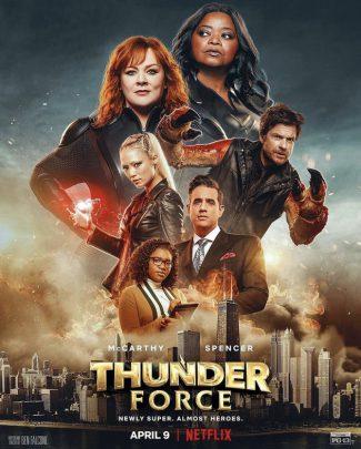 Thunder Force Film Konusu Thunder Force Film Konusu ve Oyuncuları