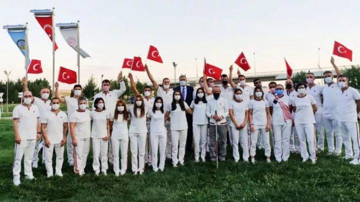 2020 Tokyo Paralimpik Oyunları'nda Yarışan Türk Sporcular
