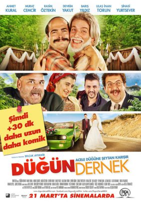 Düğün Dernek Film Konusu ve Oyuncuları