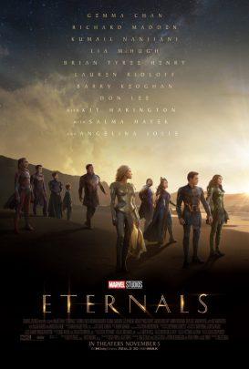 Eternals Film Konusu ve Oyuncuları