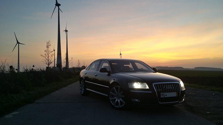 audi Audi A8 Teknik Bilgiler ve Fiyatlandırma