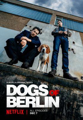 Dogs Of Berlin Konusu ve Oyuncuları