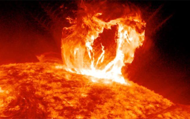 Güneş Fırtınası Nedir?