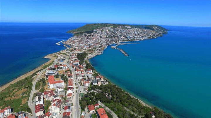 Sinop'ta Gezilecek Yerler Listesi